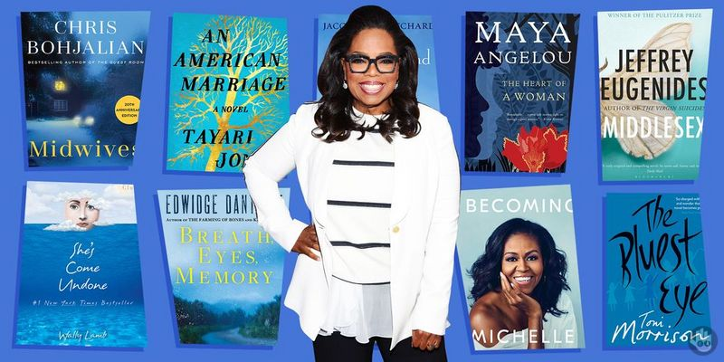 In 1996, Oprah started her very own book club. Each year she has chosen a few book titles that she's felt her fans and followers would enjoy reading and could benefit from. Since its inception, the success of the club has grown so much that her literary picks most often become national best-sellers. I've rounded up the 10 best books of all her selections.