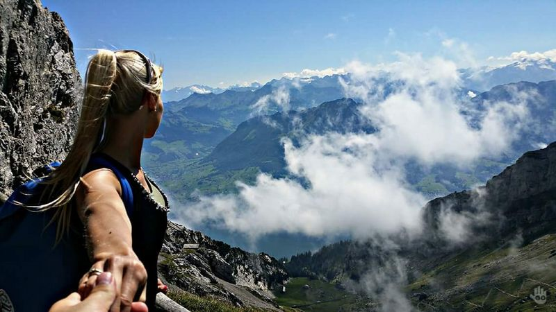 PILATUS - mountain adventures. The tan will fade but the memories will last forever..