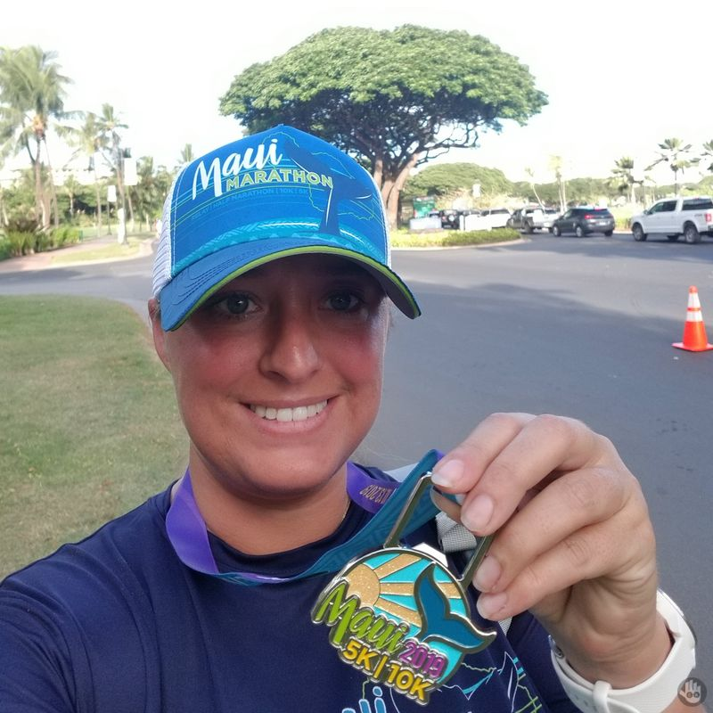 First race done in Hawaii on October 14, 2019